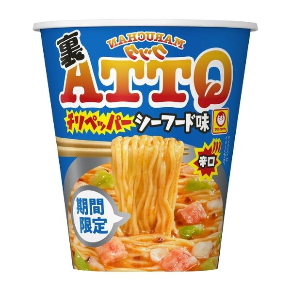 Ramen Noodles QTTA Seafood and Chile Maruchan