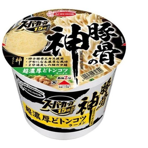 Tonkotsu Super Cup Ramen Noodles AceCook