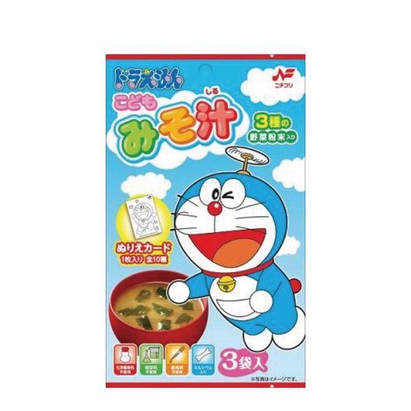 Sopa de Miso Nichifuri Doraemon 3 Packs
