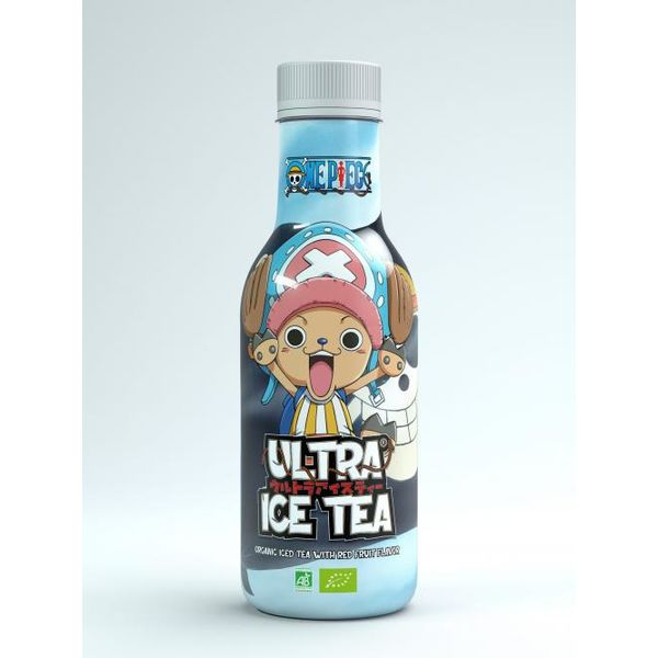 Té Helado de Frutos Rojos Chopper One Piece ULTRA ICE TEA Bio