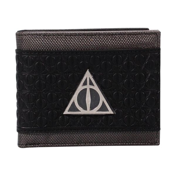 Cartera Reliquias de la Muerte Harry Potter HMB