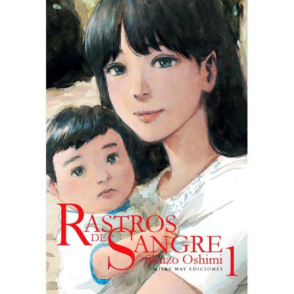 Rastros De Sangre #01 Manga Oficial Milkyway Ediciones
