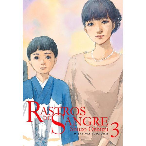 Rastros De Sangre #03 Manga Oficial Milkyway Ediciones