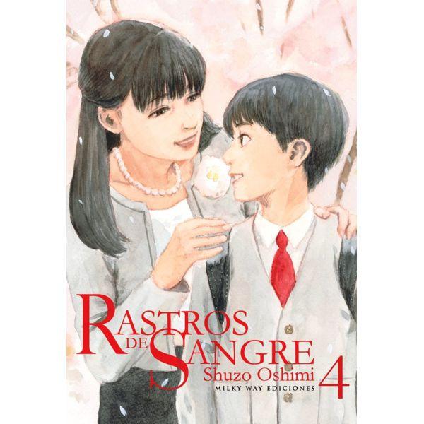 Rastros De Sangre #04 Manga Oficial Milkyway Ediciones