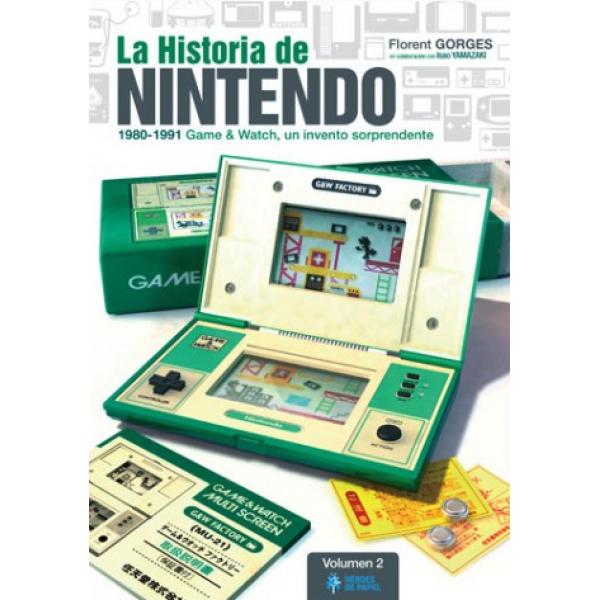 La historia de Nintendo Vol. 2 (1980-1991)