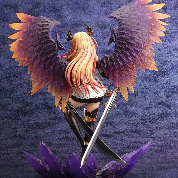 Figura Dark Angel Olivia Renewal Package Ver Rage of Bahamut