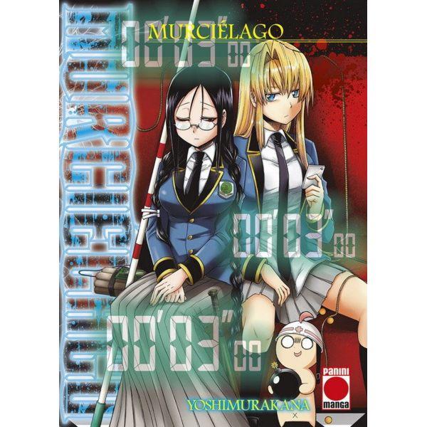 Murcielago #06 Manga Oficial Panini Manga