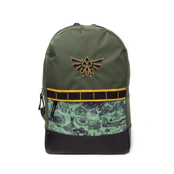 6fd465b57fa The Legend of Zelda Breath of the Wild Backpack | Kurogami Anime ...