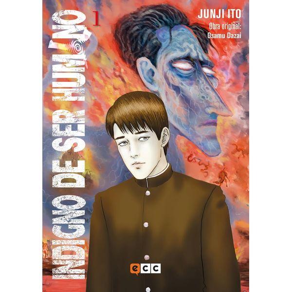 Indigno De Ser Humano #01 Manga Oficial ECC Ediciones