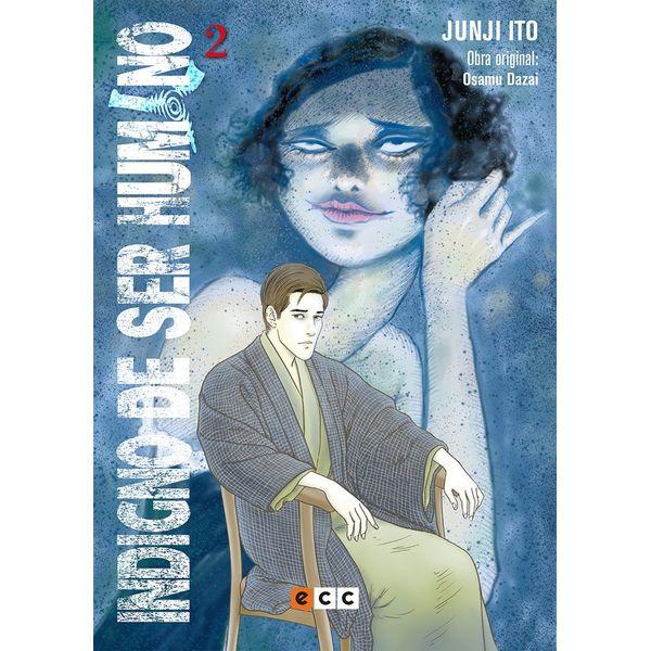 Indigno De Ser Humano #02 Manga Oficial ECC Ediciones (spanish)