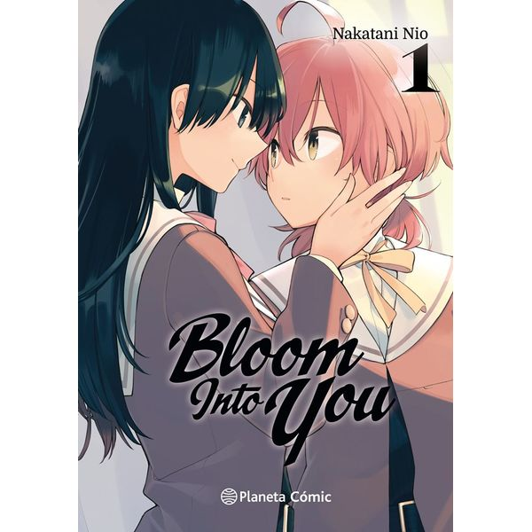 Bloom Into You #01 Manga Oficial Planeta Comic