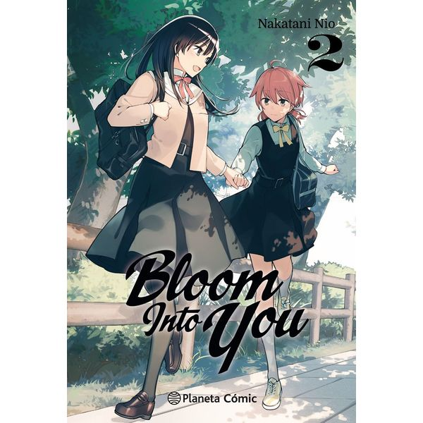 Bloom Into You #02 Manga Oficial Planeta Comic (spanish)