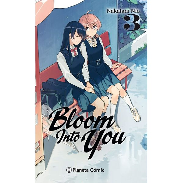Bloom Into You #03 Manga Oficial Planeta Comic (spanish)