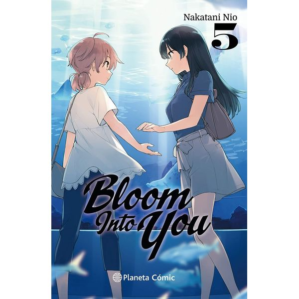 Bloom Into You #05 Manga Oficial Planeta Comic