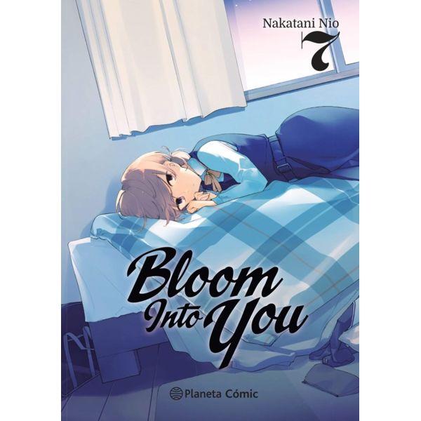 Bloom Into You #07 Manga Oficial Planeta Comic