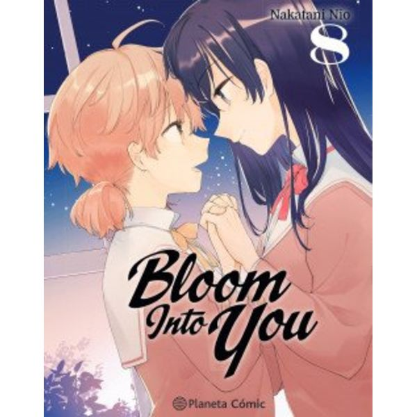Bloom Into You #08 Manga Oficial Planeta Comic