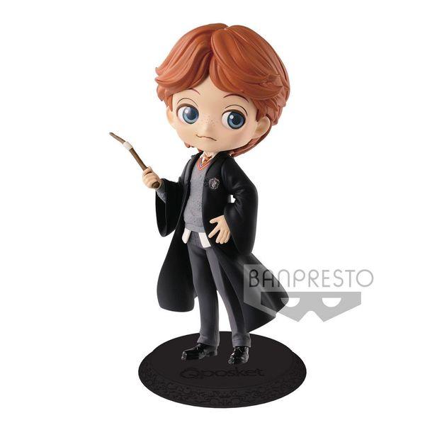 Ron Weasley Harry Potter Q Posket Figure