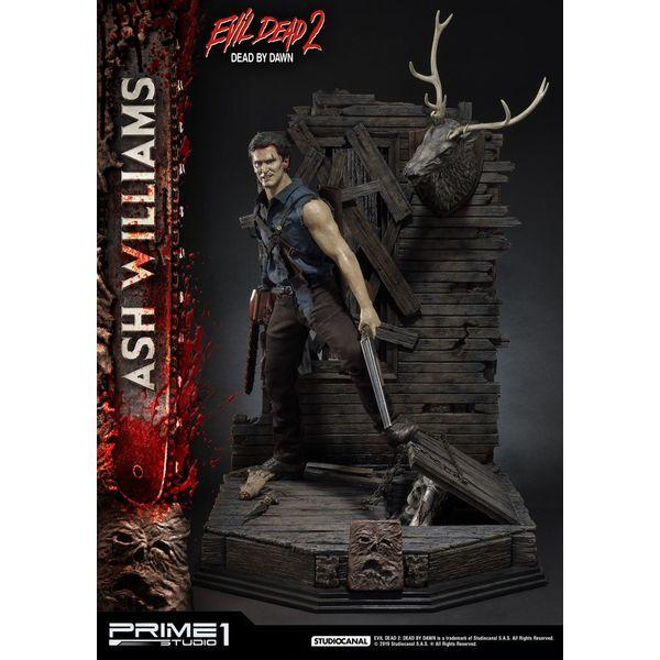 Estatua Ash Williams Evil Dead