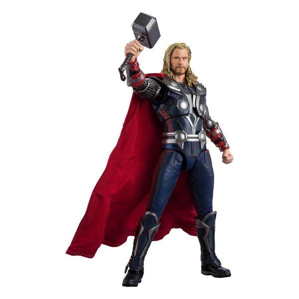SH Figuarts Thor Avengers Assemble Edition Vengadores Marvel Comics