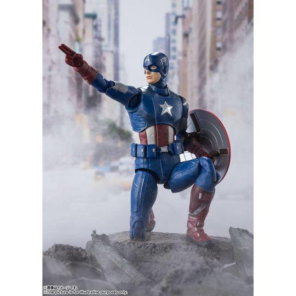 Captain America Avengers Assemble Edition Avengers Marvel Comics