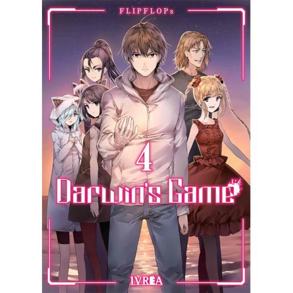 Darwins Game #04 Manga Oficial Ivrea
