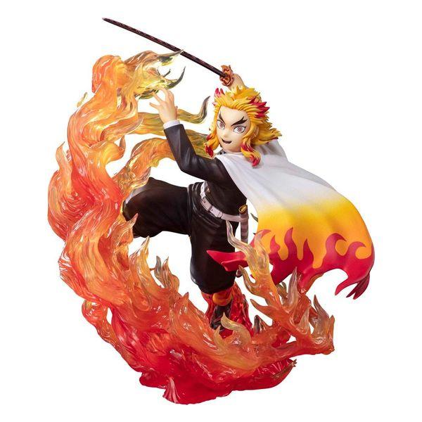 Figuarts Zero Kyojuro Rengoku Flame Breathing Kimetsu no Yaiba
