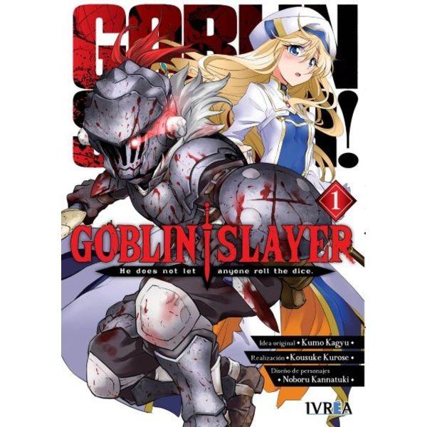 Goblin Slayer #01 Manga Oficial Ivrea