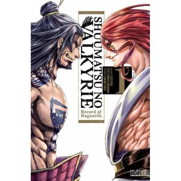 Shuumatsu no Valkyrie: Record of Ragnarök #01 Manga Oficial Ivrea