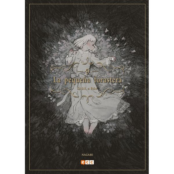 La pequeña forastera #09 Manga Oficial ECC Ediciones