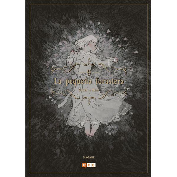 La pequeña forastera #09 Manga Oficial ECC Ediciones (Spanish)