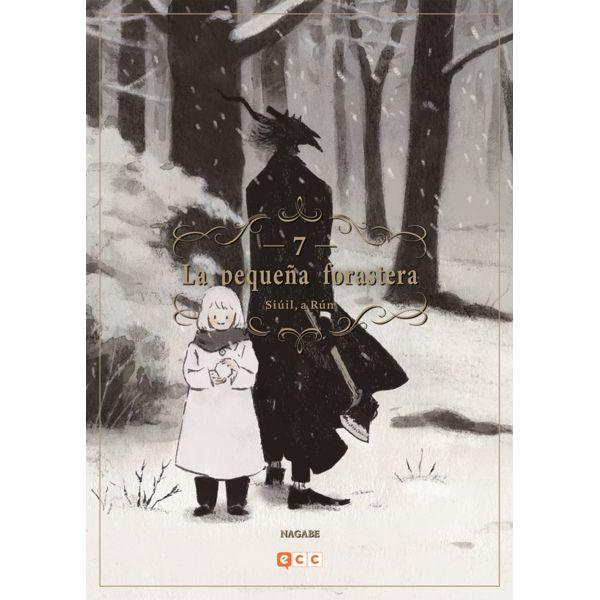 La pequeña forastera #07 Manga Oficial ECC Ediciones (Spanish)