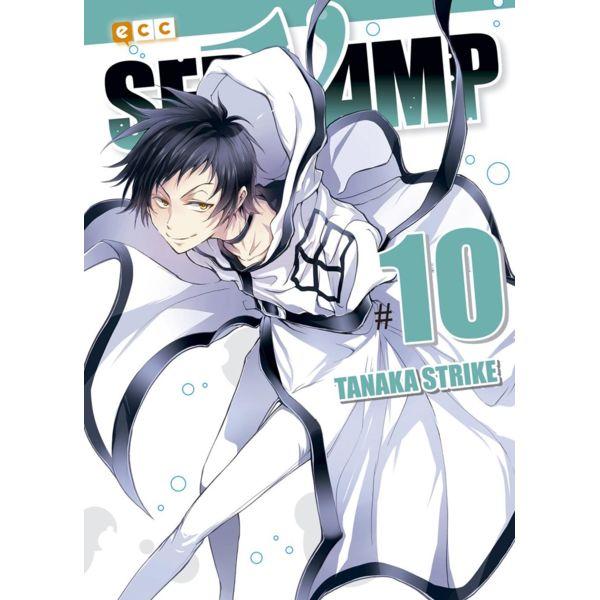 Servamp #10 Manga Oficial ECC Ediciones