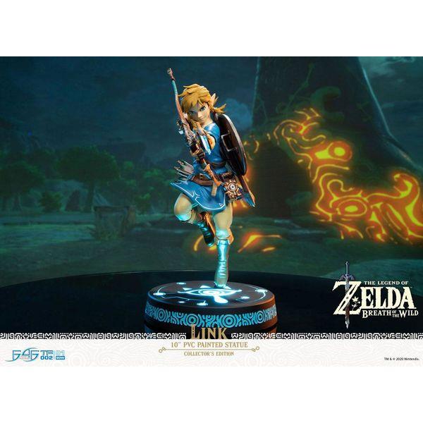 Figura Link Collectors Edition The Legend of Zelda Breath of the Wild