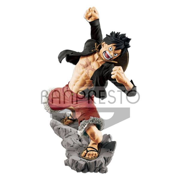 Monkey D Luffy Figure 20th Anniversary