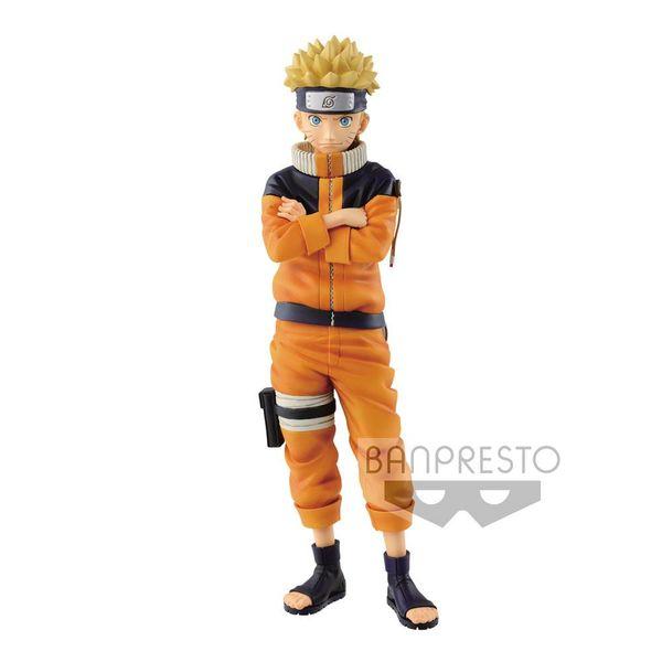 Figura Naruto Uzumaki #2 Naruto Shinobi Relations Grandista