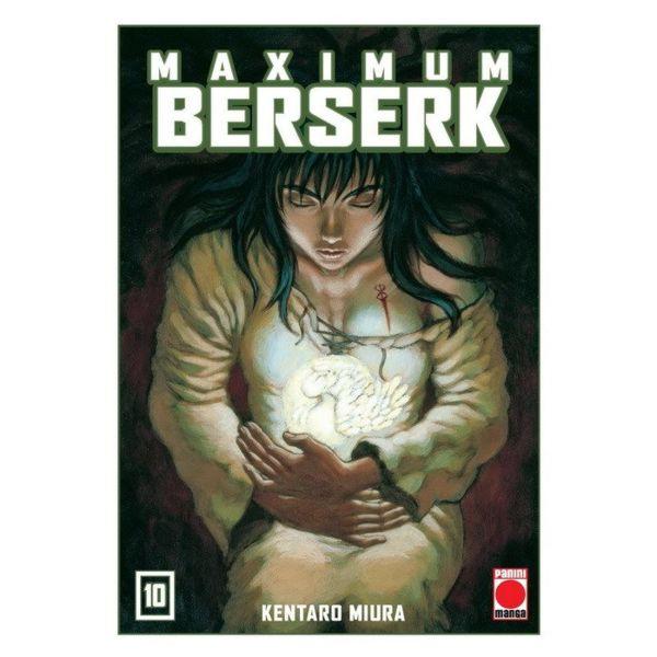 Maximum Berserk #10 Manga Oficial Panini Manga (Spanish)