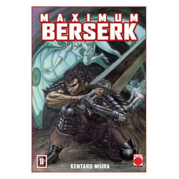 Maximum Berserk #08 Manga Oficial Panini Manga