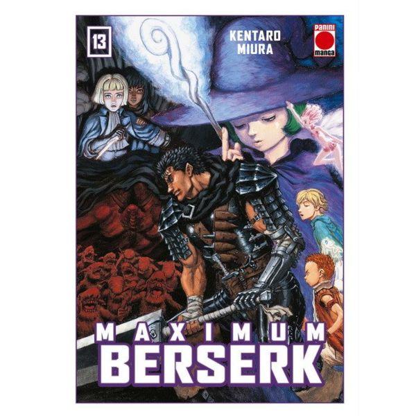 Maximum Berserk #13 Manga Oficial Panini Manga