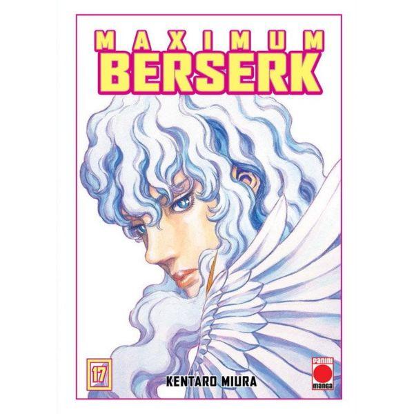 Maximum Berserk #17 Manga Oficial Panini Manga