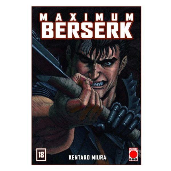 Maximum Berserk #18 Manga Oficial Panini Manga