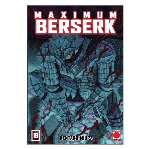Maximum Berserk #19 Manga Oficial Panini Manga