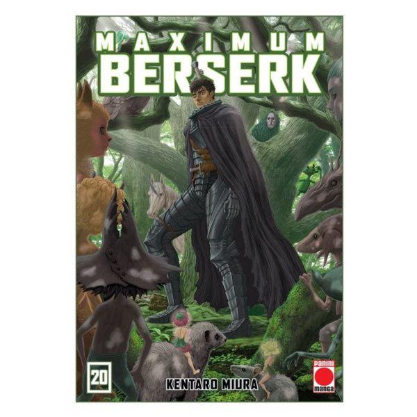 Maximum Berserk #20 Manga Oficial Panini Manga