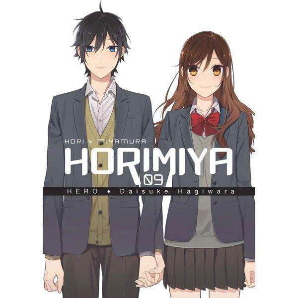 Horimiya #09 Manga Oficial Norma Editorial