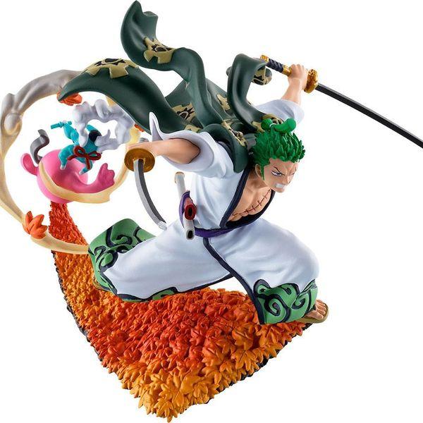One Piece Log Box Re Birth Wanokuni Vol 3 Figure Set