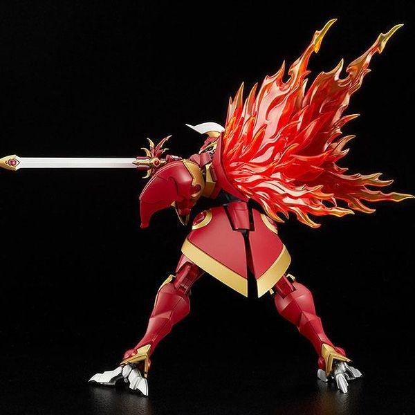 Model Kit Rayearth the Spirit of Fire Magic Knight Rayearth Moderoid