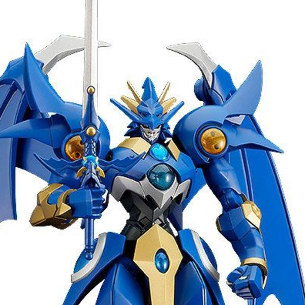 Model Kit Ceres the Spirit of Water Magic Knight Rayearth Moderoid