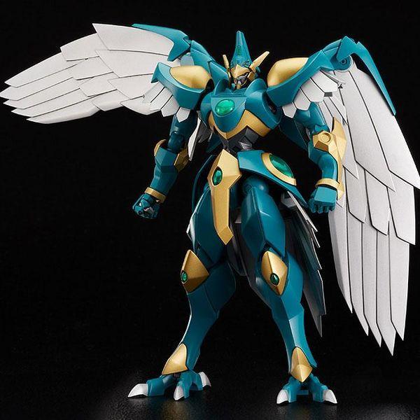 Model Kit Windam the Spirit of Air Magic Knight Rayearth Moderoid