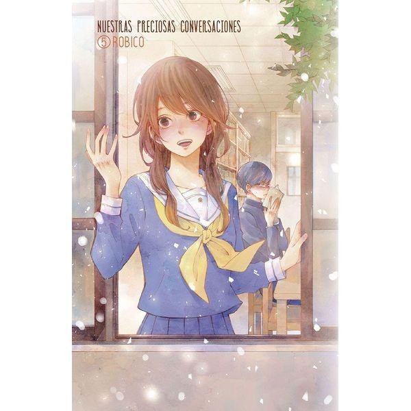 Nuestras preciosas conversaciones #05 Manga Oficial Norma Editorial