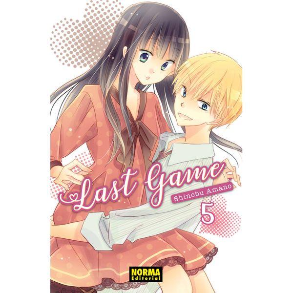 Last Game #05 Manga Oficial Norma Editorial