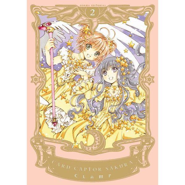 Card Captor Sakura #02 Manga Oficial Norma Editorial (spanish)